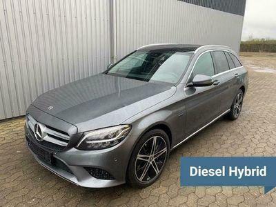 brugt Mercedes C300 de T 2,0 CDI Plugin-hybrid 9G-Tronic 316HK Stc 9g Aut.