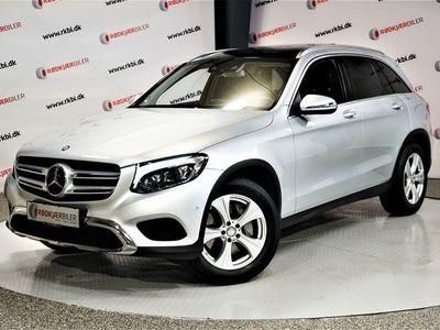 brugt Mercedes GLC250 d 2,2 aut. 4-M