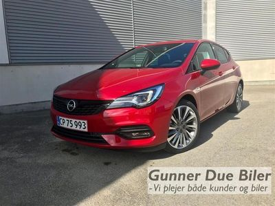 brugt Opel Astra 1,2 Turbo Ultimate 145HK 5d 6g