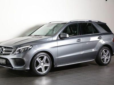 brugt Mercedes GLE350 d 3,0 AMG+ aut. 4-M
