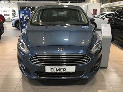 gebraucht Ford S-MAX 2,0 EcoBlue Titanium 190HK 8g Aut.