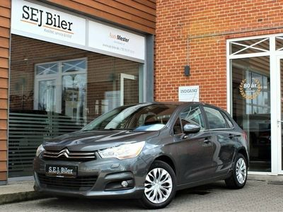 used Citroën C4 1,6 e-HDi Seduction E6G 115HK aut 5d