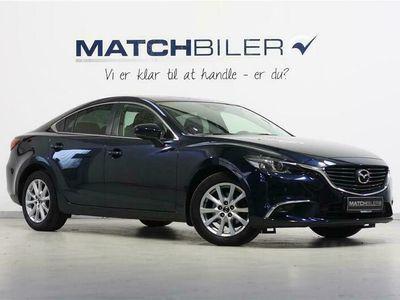 brugt Mazda 6 2,0 Skyactiv-G Vision 165HK 6g Aut.
