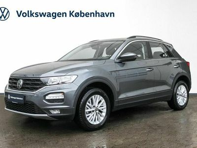 brugt VW T-Roc 1,0 TSi 115 Style Team