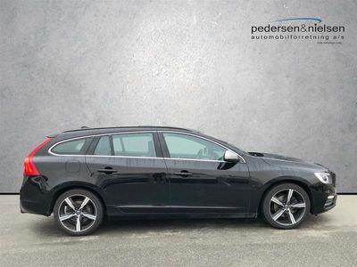 brugt Volvo V60 2,0 D4 R-design 190HK Stc 6g