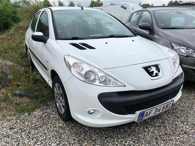 brugt Peugeot 206+ 1,4 HDI Comfort Plus 68HK 5d