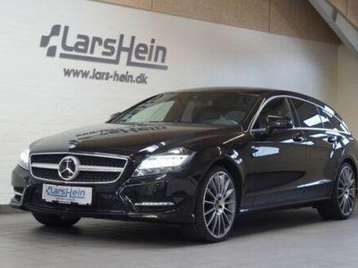 brugt Mercedes CLS350 CDi SB aut. 4-M BE