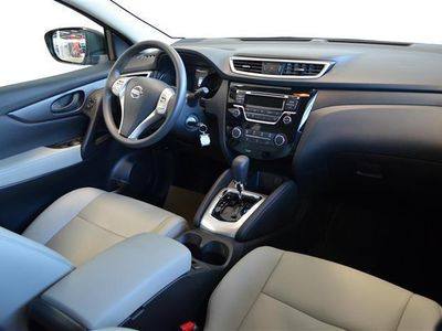 brugt Nissan Qashqai 1,2 Dig-T Visia 4X2 X-Tronic 115HK 5d 6g Aut.