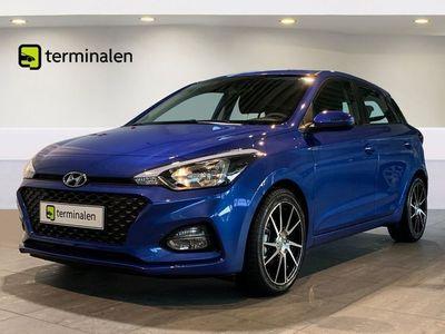 brugt Hyundai i20 1,25 Nordic Edition