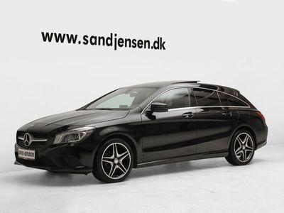 używany Mercedes CLA220 d 2,2 SB aut. 4-M