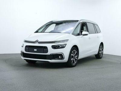 brugt Citroën C4 SpaceTourer Grand1,5 Blue HDi VIP EAT8 130HK 8g Aut. A++