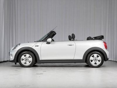 brugt Mini Cooper Cabriolet 1,5 136