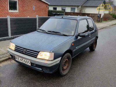 brugt Peugeot 205 Forever