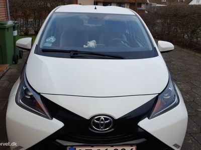 brugt Toyota Aygo 1,0 VVT-I X-Play Air 69HK 5d