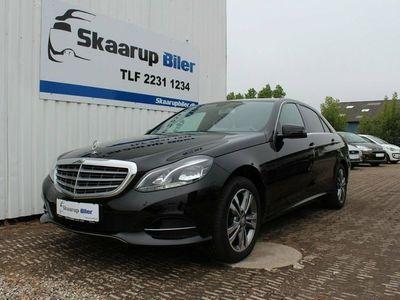 used Mercedes E200 2 CDi aut.