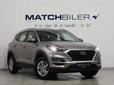 brugt Hyundai Tucson 1,6 GDI Life Plus 132HK 5d 6g