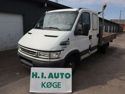 brugt Iveco Daily 3,0 35C17 3000mm Lad