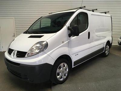 brugt Renault Trafic T27 L1H1 2,0 dCi 115 115HK Van