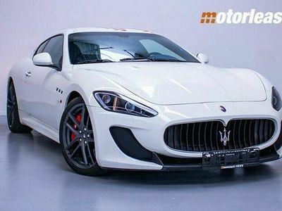 brugt Maserati Granturismo GranTurismo4,7 MC Stradale 2d 4,7 MC Stradale 2d
