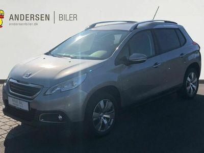 brugt Peugeot 2008 1,2 e-Vti Active ESG 82HK Aut.