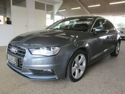käytetty Audi A3 1,6 TDi Ambition