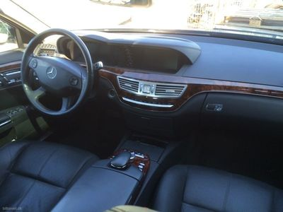 brugt Mercedes S420 Lang 4,0 CDI 320HK 7g Aut.
