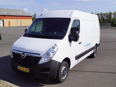 brugt Opel Movano L3H1 2,3 CDTI Edition Plus 145HK Ladv./Chas. 6g