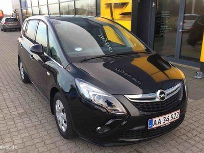 brugt Opel Zafira 1,4 Turbo Cosmo 140HK 6g Aut.
