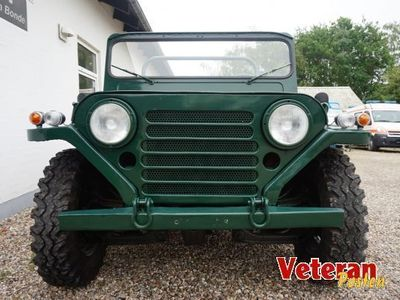 brugt Jeep Willys Jeep Willys