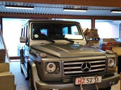 käytetty Mercedes G350 d 3,5 4 x 4