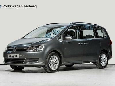 brugt VW Sharan 2,0 TDi 150 Comfortline