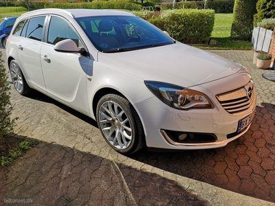 gebraucht Opel Insignia Sports Tourer 2,0 BiTurbo CDTI Cosmo 195HK Stc 6g Aut.