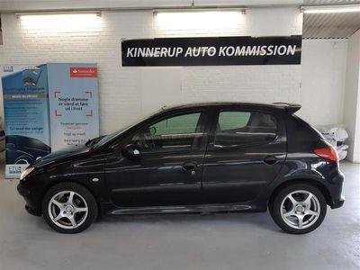 brugt Peugeot 206 1,4 HDI Performance 70HK 5d