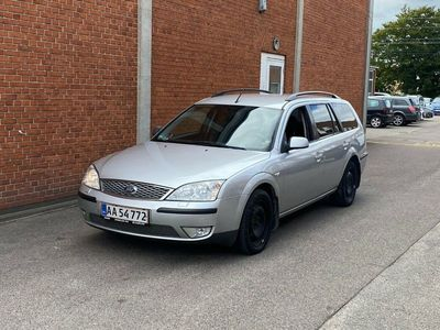 brugt Ford Mondeo 2,0 TDCi 115 SE stc.