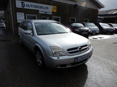 used Opel Vectra 2,0 Turbo Comfort stc.