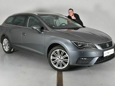 brugt Seat Leon ST 2,0 TDi 150 Xcellence
