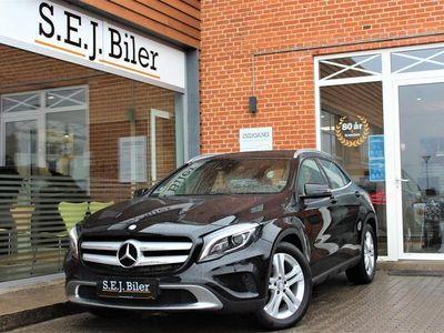 brugt Mercedes GLA220 d 2,1 CDI 7G-DCT 177HK 5d 7g Aut. A+