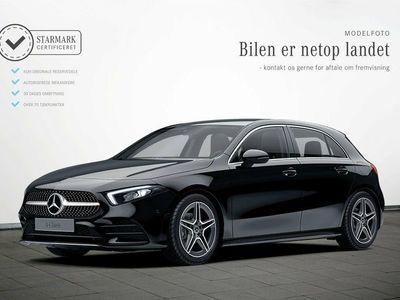 used Mercedes A180 d 1,5 AMG Line aut.
