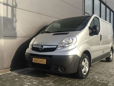 usado Opel Vivaro L1H1 2,0 CDTI DPF 114HK Van 6g