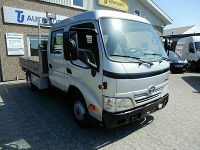 brugt Toyota Dyna 150 3,0 D-4D Db.Kab m/lad