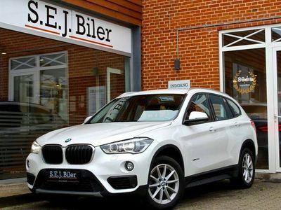 brugt BMW X1 2,0 xDrive20d 190HK aut 5d