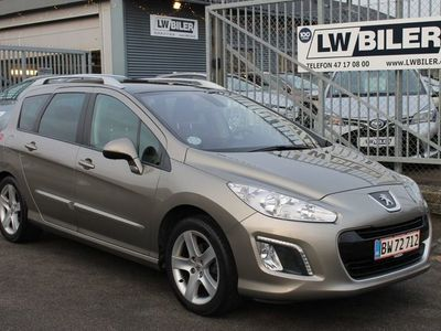 brugt Peugeot 308 1,6 e-HDi 112 Active SW