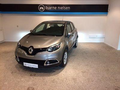 brugt Renault Captur 1,2 TCe 120 Expression EDC