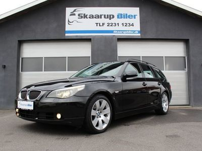used BMW 525 d 2,5 Touring Steptr.