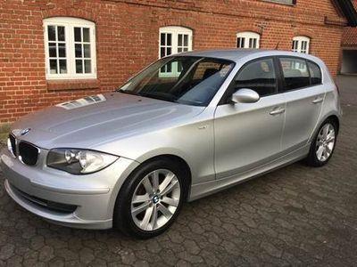 brugt BMW 118 2,0