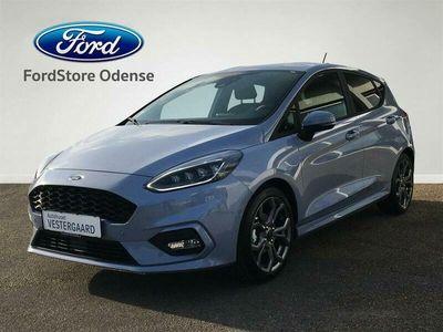brugt Ford Fiesta 1,0 EcoBoost Hybrid ST-Line Start/Stop 155HK 5d 6g