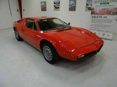 brugt Maserati Merak Maserati Merak