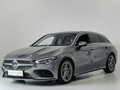 brugt Mercedes CLA220 Shooting Brake d AMG Line aut. 2020