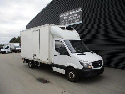 "brugt Mercedes Sprinter 316 2,1 CDI ""KØLEBIL"" Alu.kasse m./lift 163HK Ladv./Chas. 2014"