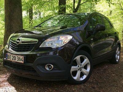 brugt Opel Mokka 1,7 CDTi 130HK